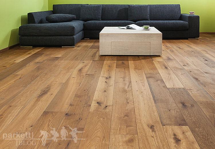 massivholzdielen in eiche parkett pflege und trends. Black Bedroom Furniture Sets. Home Design Ideas