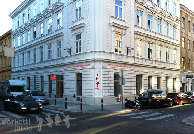 Ab 2013 auch in Wien - die parkett-AGENTUR Ausstellung Wien