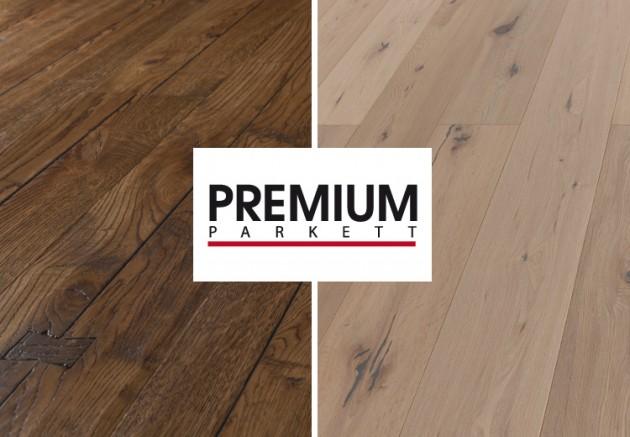 Premium Parkett – Naturholzböden für jeden Geschmack