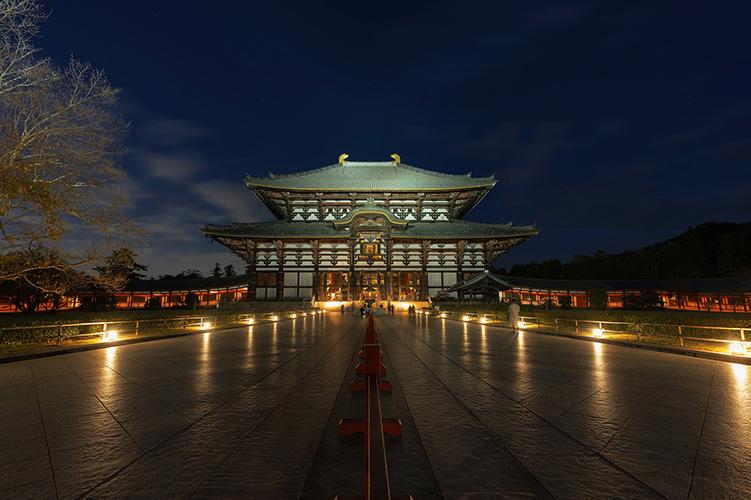 Das größte Holzgebäude der Welt