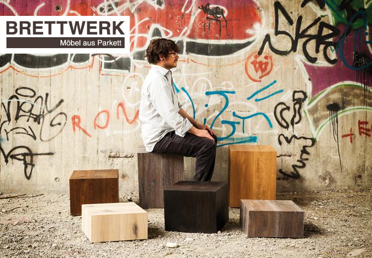 HOCKDIHIDO Möbel aus Parkett