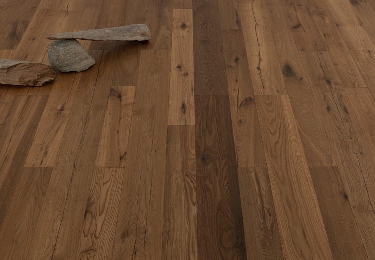 Parkettboden Holzdielen